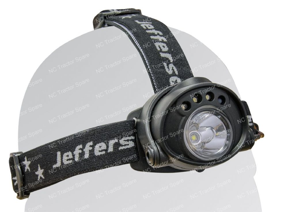 200 Lumens Rechargeable Headlamp with Motion Sensor